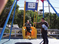 Liberty swing a hit with young Island Bay pioneer Archdiocese of Wellington