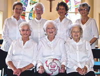 Convent Old Girls celebrate 75 years on the court Archdiocese of Wellington