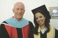 Berlanty graduates Archdiocese of Wellington