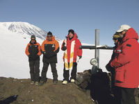 Erebus - a chaplain reflections on a memorial 30 years on Archdiocese of Wellington