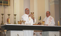 Cardinal celebrates jubilees Archdiocese of Wellington