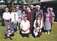 Lay Carmelite beginnings in Palmerston North Archdiocese of Wellington
