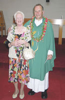 Maori chaplain honoured with korowai Archdiocese of Wellington