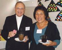 Kapiti Coast parishioners share stories and kai Archdiocese of Wellington