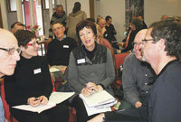 Sharing time, talent and treasure Archdiocese of Wellington