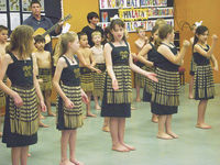 St James' kapa haka for Matariki Archdiocese of Wellington