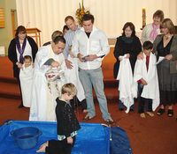 Parish and school offer baptism programme Archdiocese of Wellington