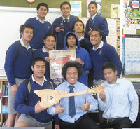 St Bernard's College wins in music and science Archdiocese of Wellington