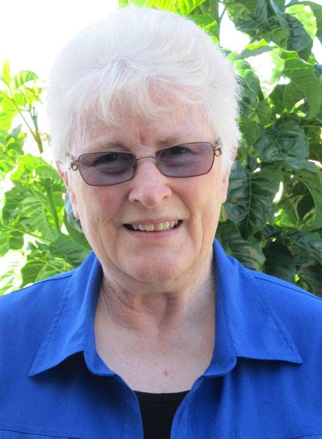 Sister Catherine Shelton