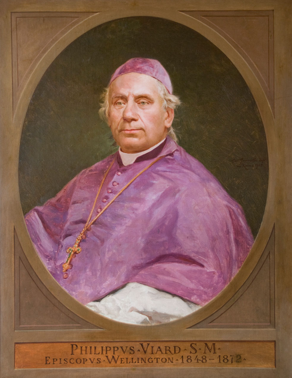 Wellington's Catholic pioneers: Philippe Joseph Viard, SM Archdiocese of Wellington