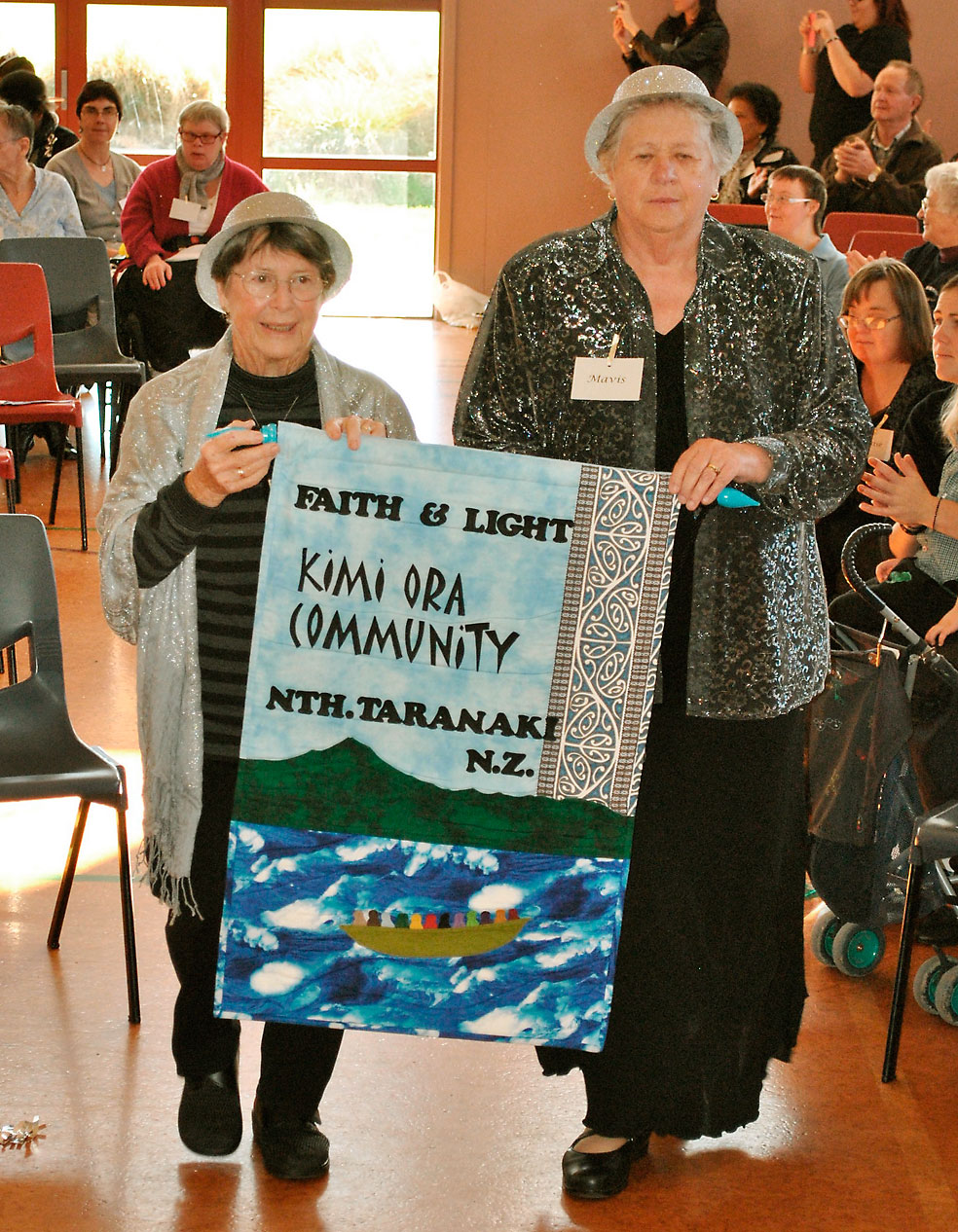 Faith and Light in NZ celebrates 25 Archdiocese of Wellington
