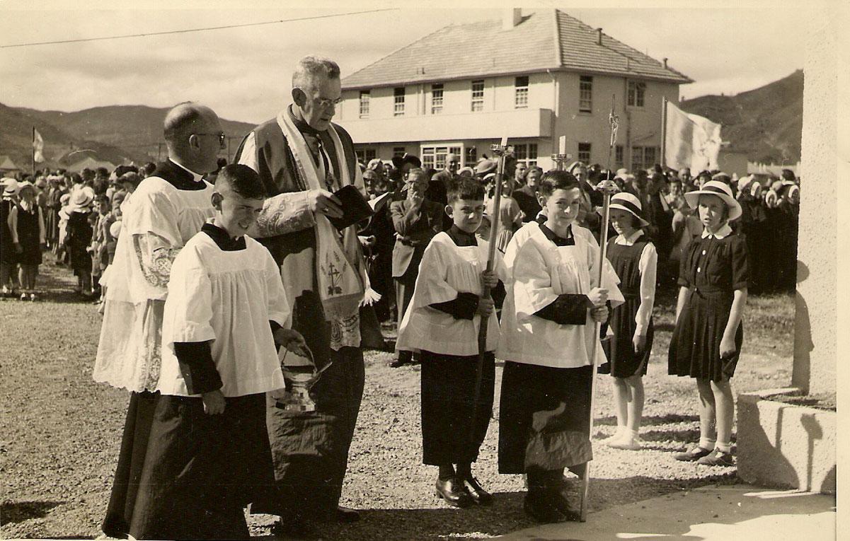 Presentation sisters return to Taita Archdiocese of Wellington