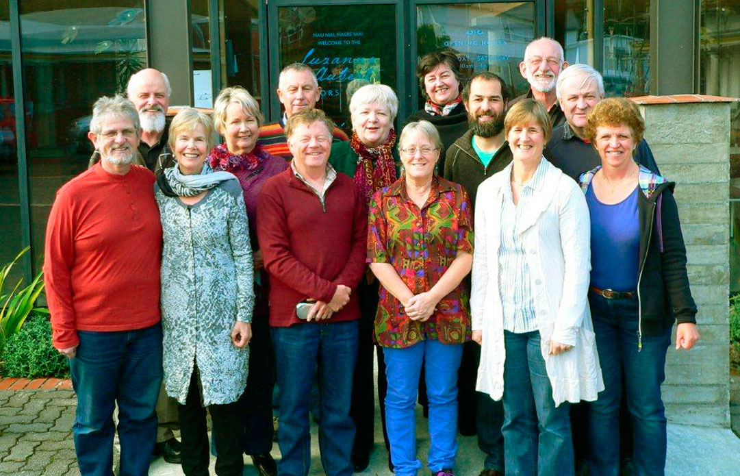 Seven sacred pauses for  Launch Out candidates Archdiocese of Wellington