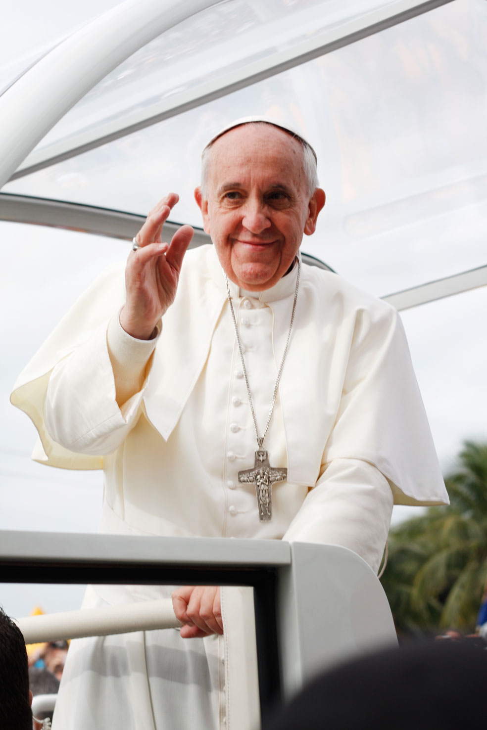 Millions flock to pope in Brazil Archdiocese of Wellington