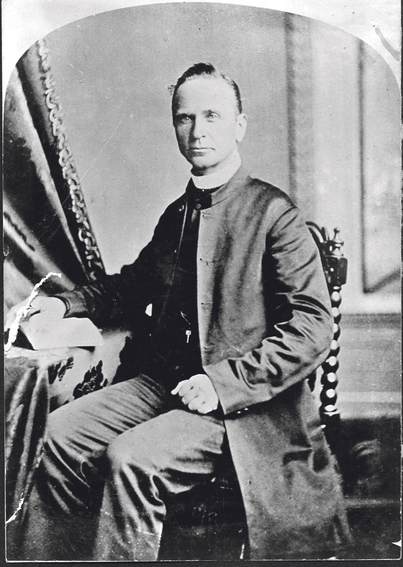 Catholic pioneers: Fr Jean-Baptiste Rolland SM Archdiocese of Wellington