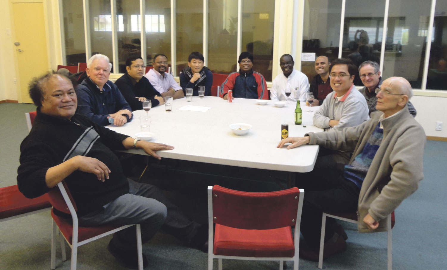 Overseas priests support each other Archdiocese of Wellington