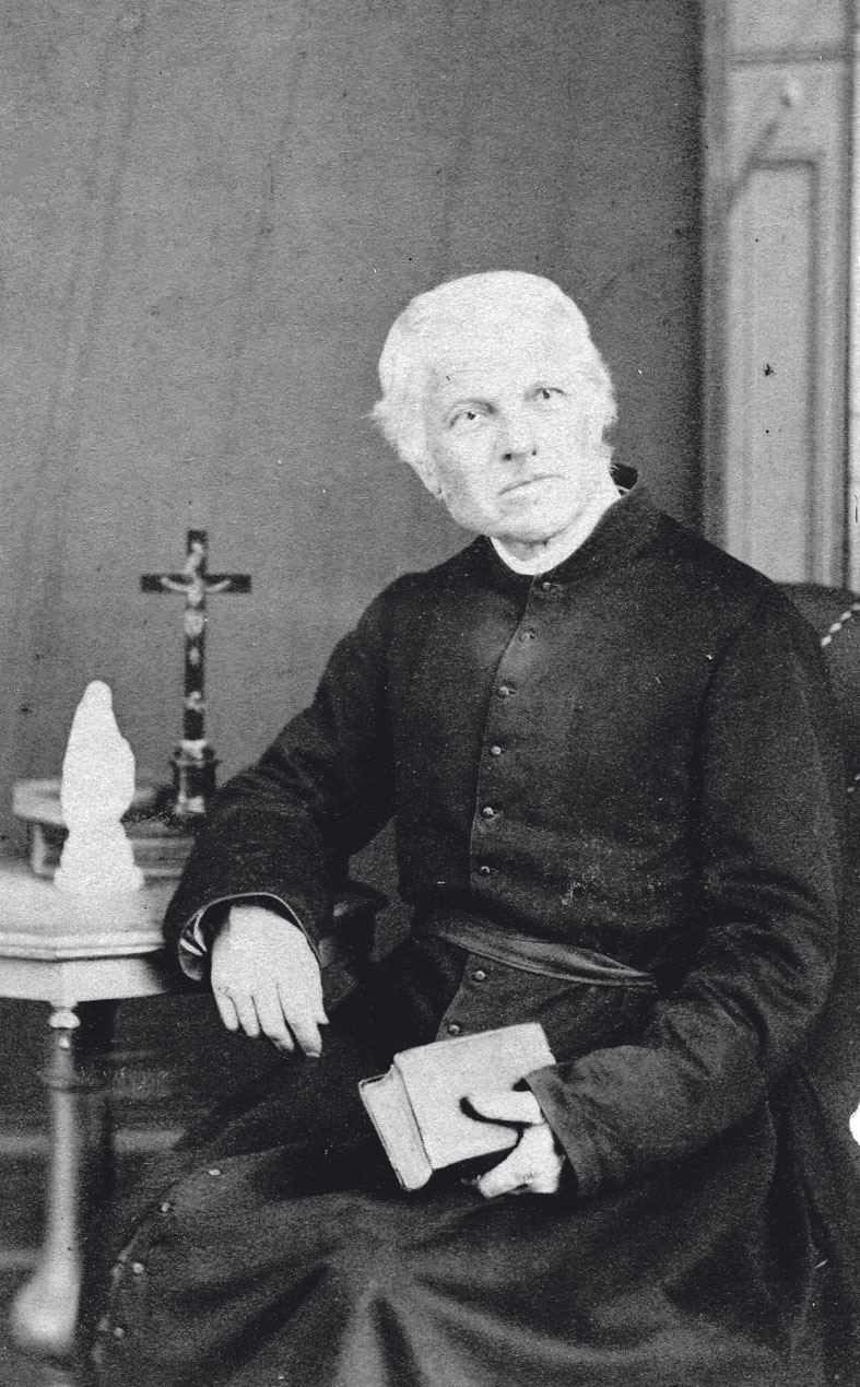Catholic pioneers: Fr Jean-Baptiste Petitjean Archdiocese of Wellington