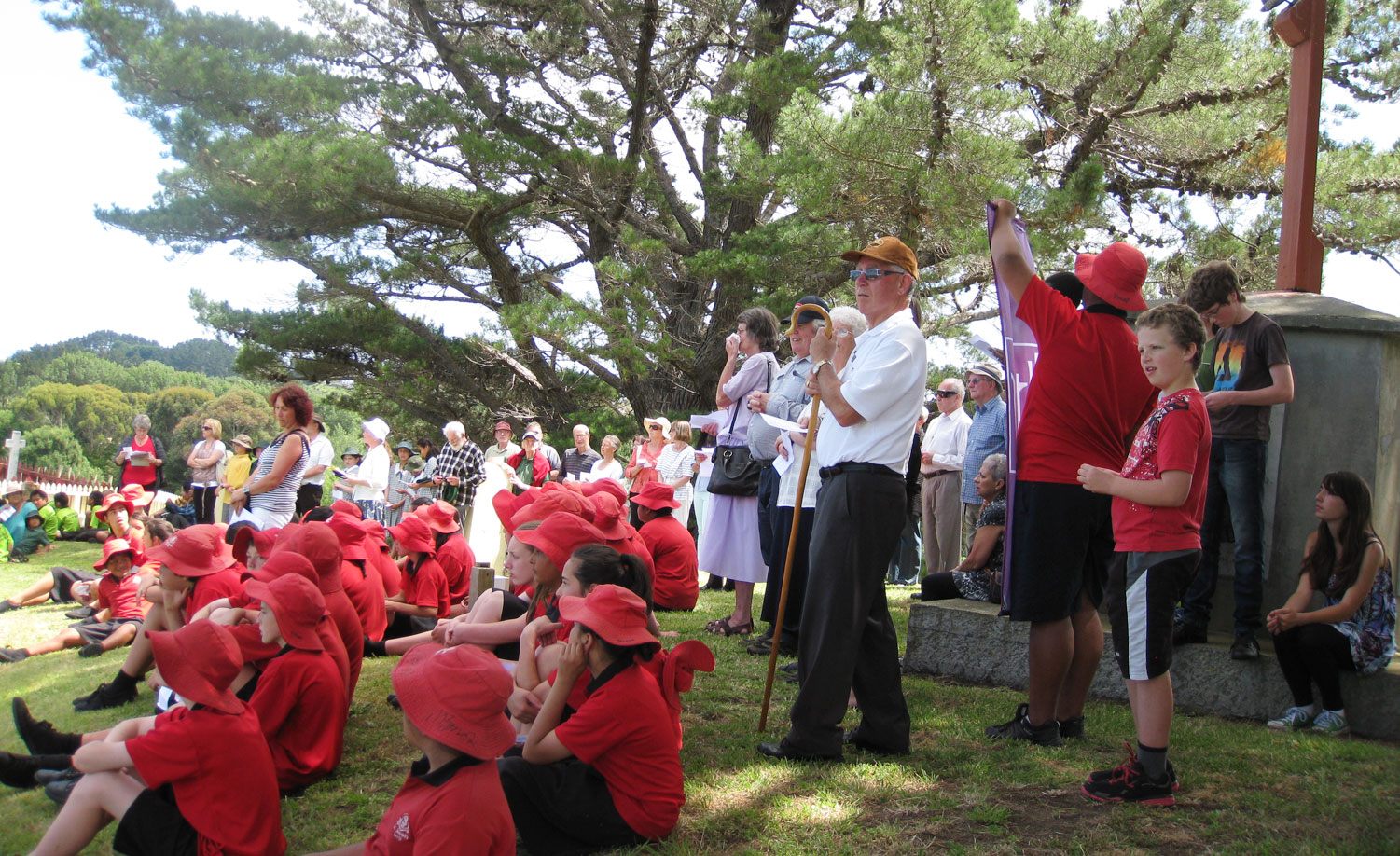 Year of Faith ends in pilgrimage Archdiocese of Wellington