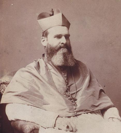 Catholic pioneers: Archbishop Francis Redwood Archdiocese of Wellington