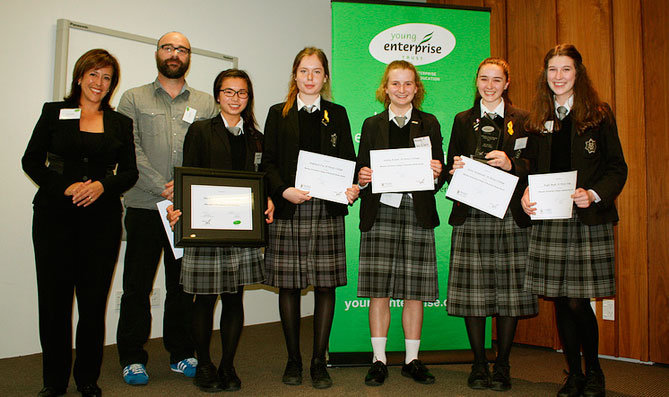 St Mary's students show business savvy Archdiocese of Wellington