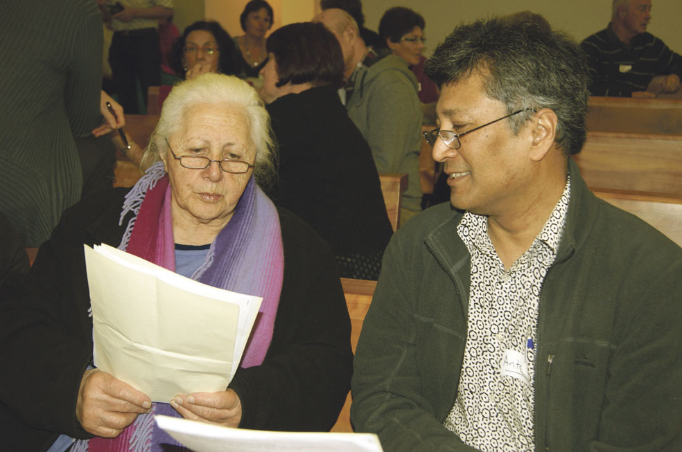 Hospitality to the Word, to each other and to the stranger Archdiocese of Wellington