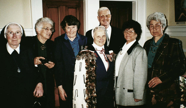 Sr Dorothea Mary Hope Meade Archdiocese of Wellington