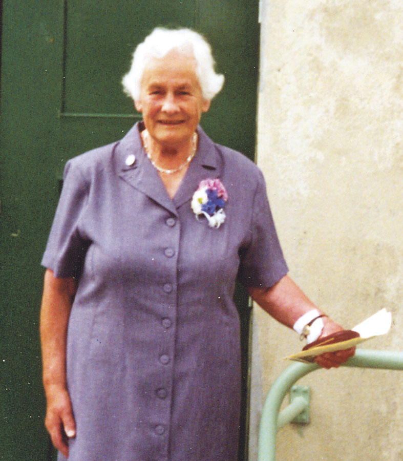 A tribute to Sr Joan Bridgman rsm Archdiocese of Wellington
