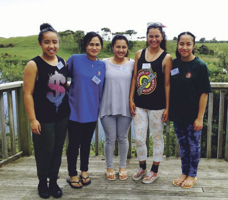 Young leaders bond and learn Archdiocese of Wellington