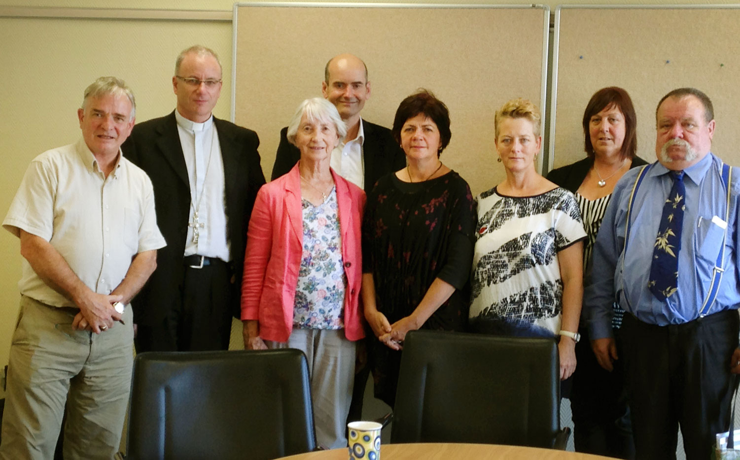 PN hosts national Living Wage campaigner Archdiocese of Wellington