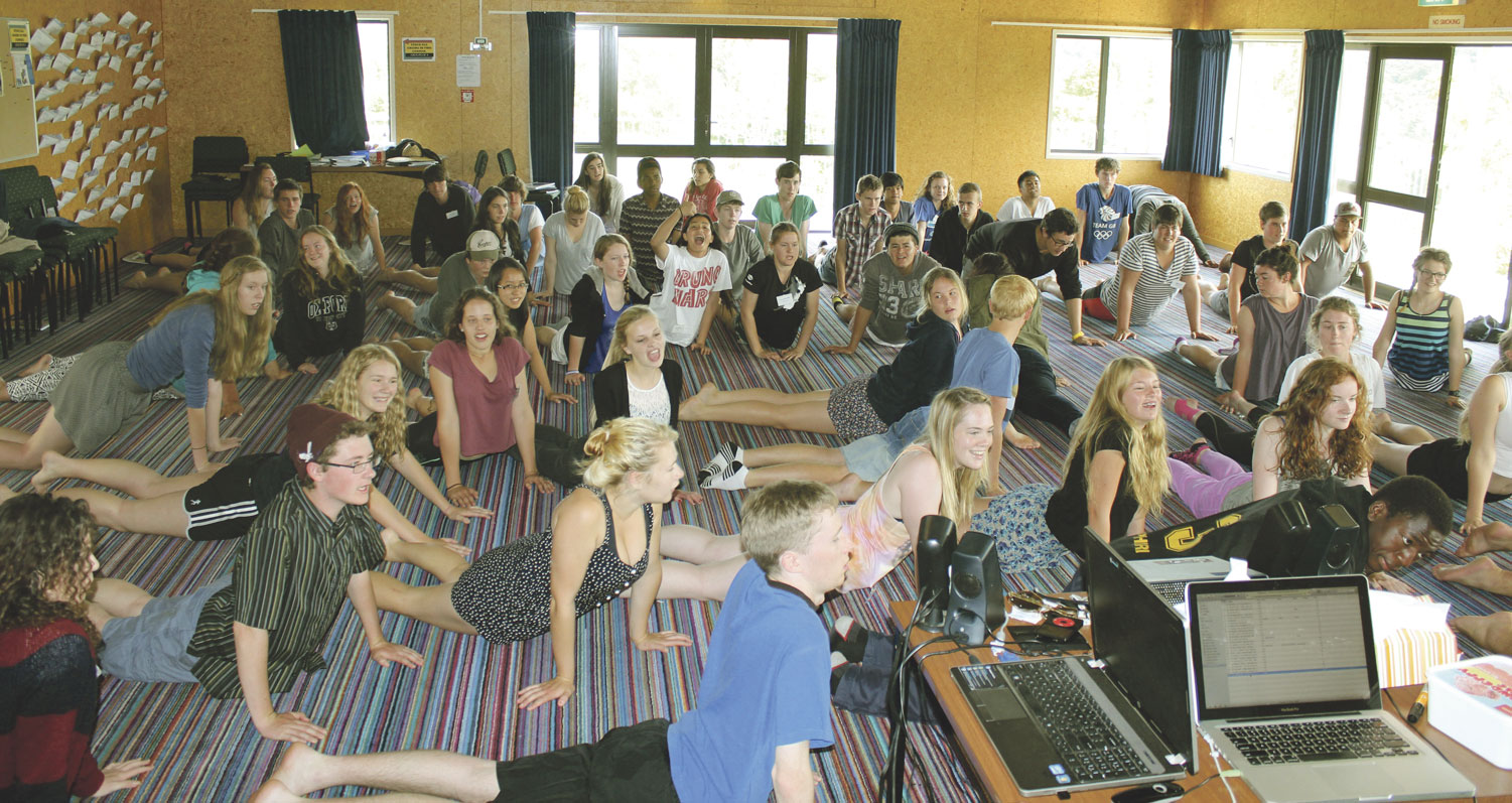 PN YCL programme grows Archdiocese of Wellington