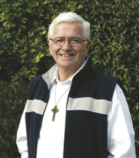 Obituary: Fr Brian O'Connell Archdiocese of Wellington