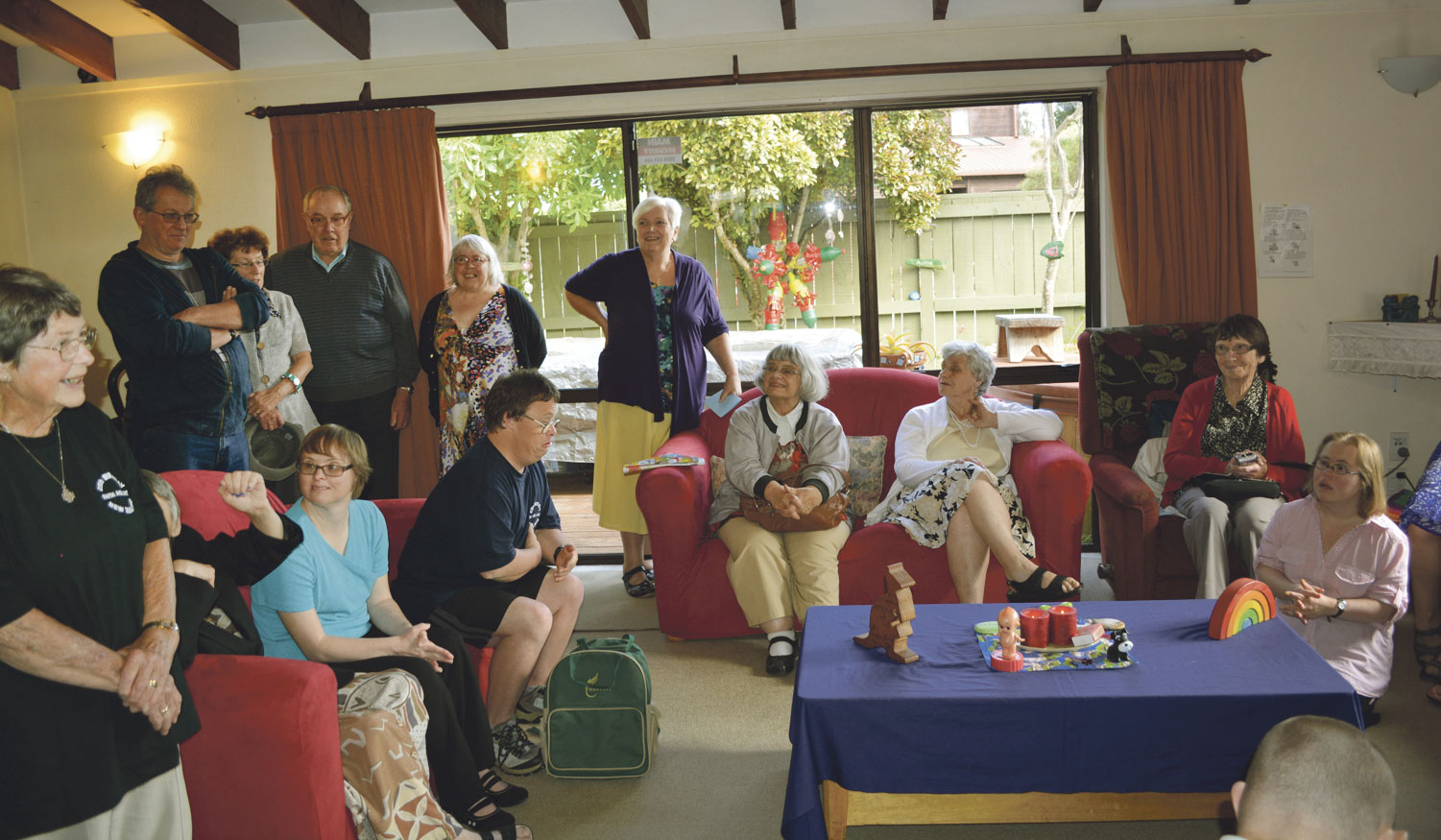 Celebrating life and love with L'Arche Archdiocese of Wellington