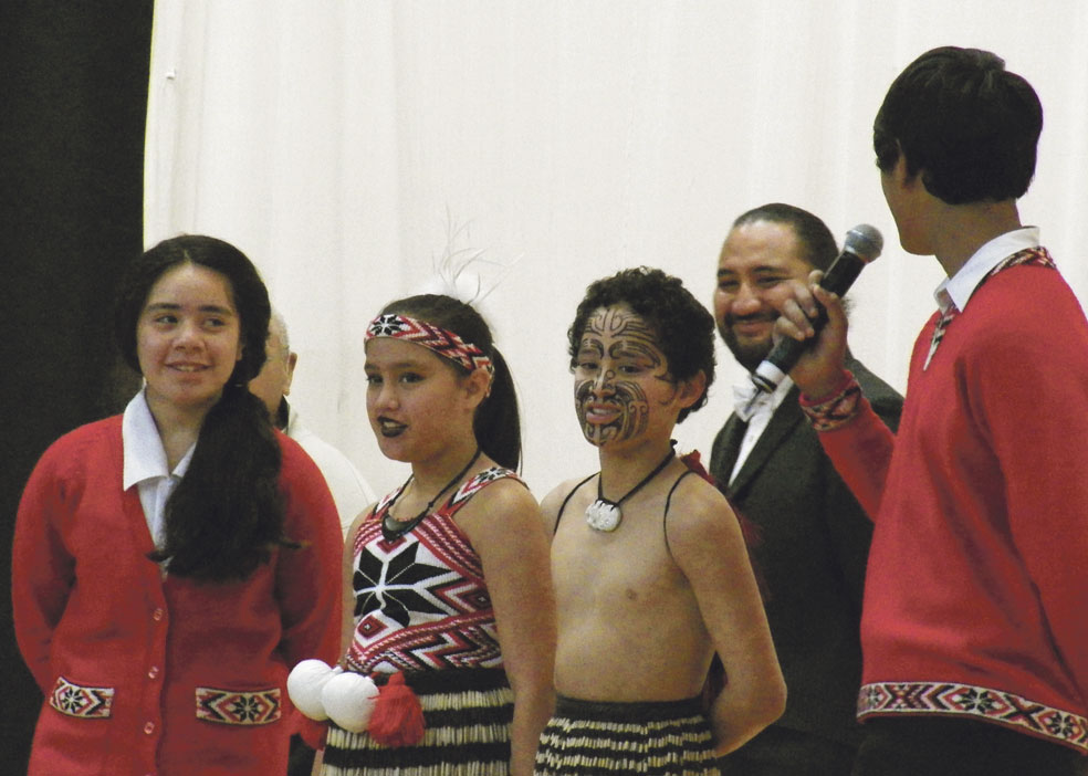 To tātou Hui Aranga 2014: Māori gathering for Easter Archdiocese of Wellington