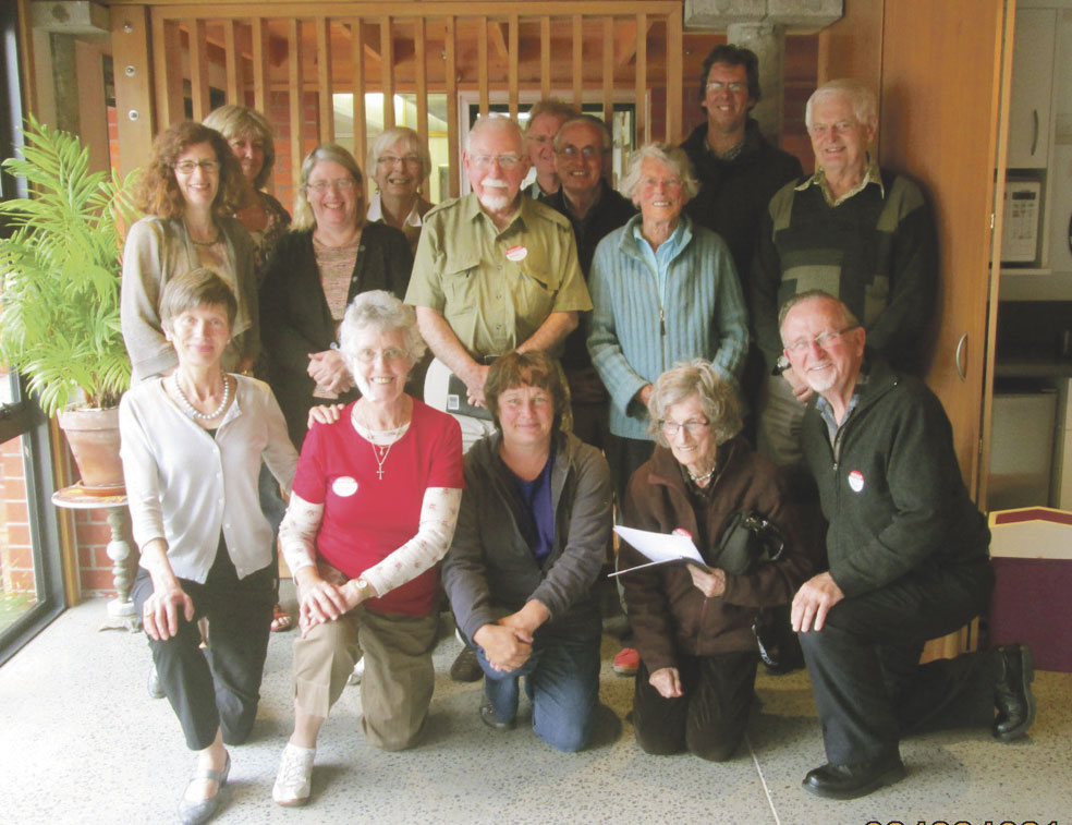 Christian Life Communities spread their spirituality Archdiocese of Wellington