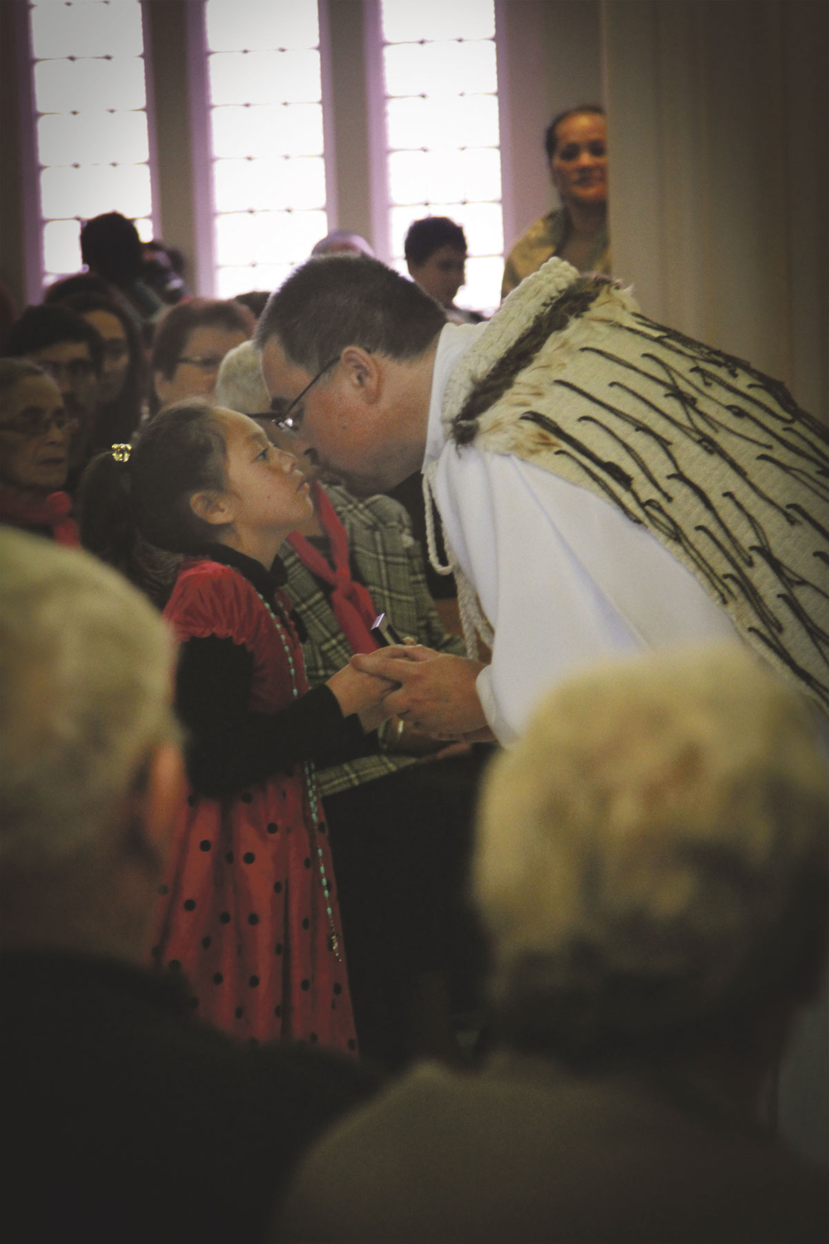New Maori deacon steeped in service Archdiocese of Wellington