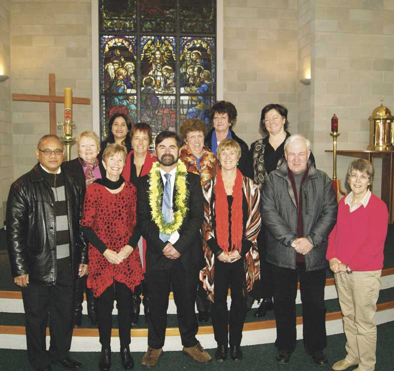 Petone lay pastoral leader commissioned Archdiocese of Wellington
