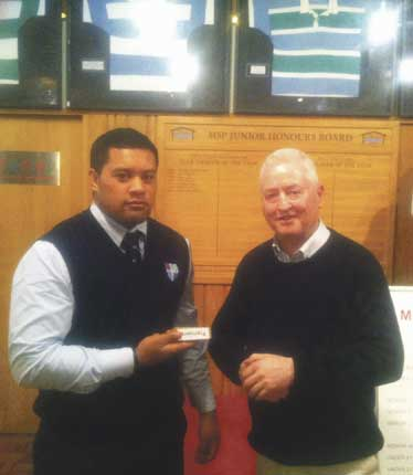 Past player now rugby chaplain Archdiocese of Wellington