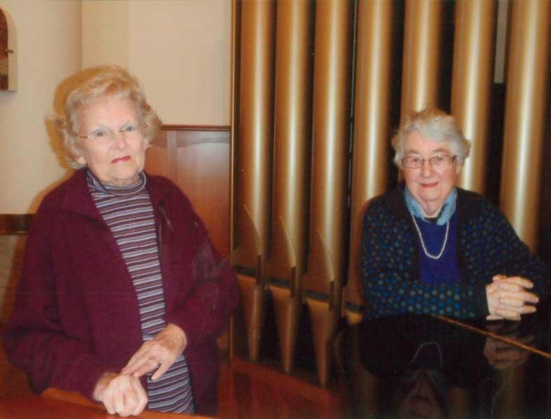 Hastings choir members look back Archdiocese of Wellington