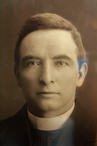 Fr James McMenamin, a priest of Wellington Diocese and a chaplain with Canterbury Regiment, was killed at Messines in 1917.
