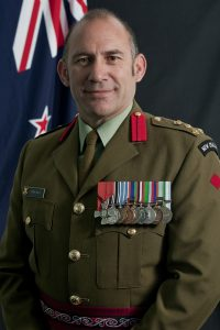 Major General Peter Te Aroha Emile Kelly, Chief of Army. Photo: NZ Defence Force
