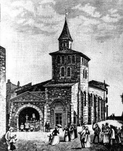 Fouviere Chapel.