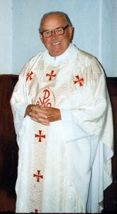 Father Colin Cyril Karalus Archdiocese of Wellington