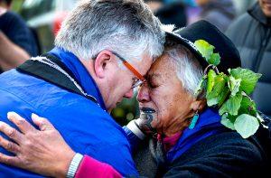 Te Hikoi Rangimarie o Taranaki Archdiocese of Wellington