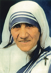 St Mother Teresa – pray for us Archdiocese of Wellington