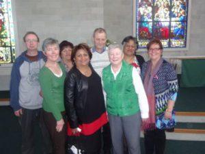 October 2016 Miha, Te Wairua Tapu Parish, Petone