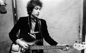 Bob Dylan, Nobel prize winner. Photo: Wikimedia Commons