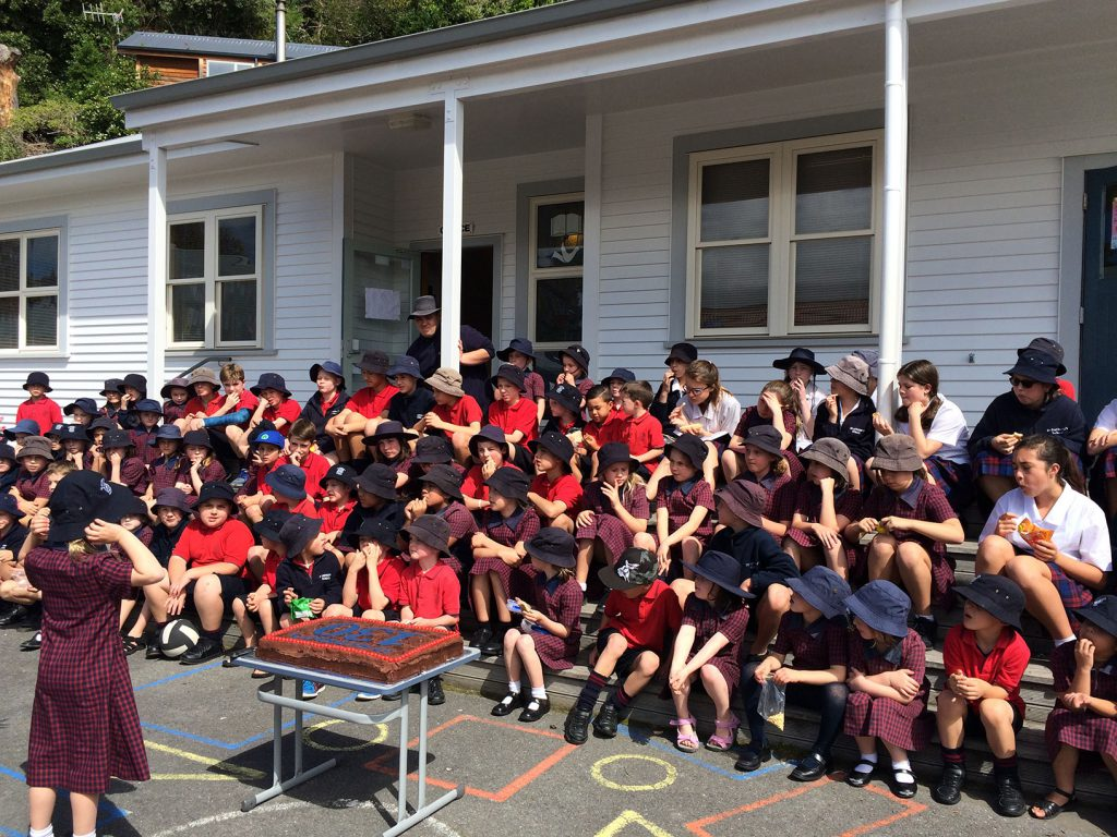 St Anthony's School, Seatoun, roll reaches 130 Archdiocese of Wellington