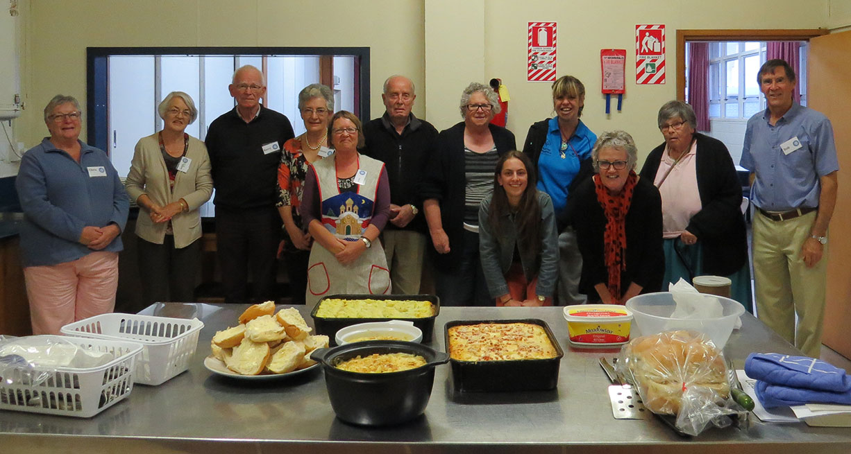 Archdiocese Of Wellington Catholic Parish Of New Plymouth Community Meals