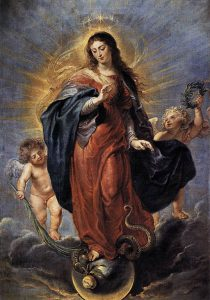 The Feast of the Immaculate Conception, 8 December Archdiocese of Wellington