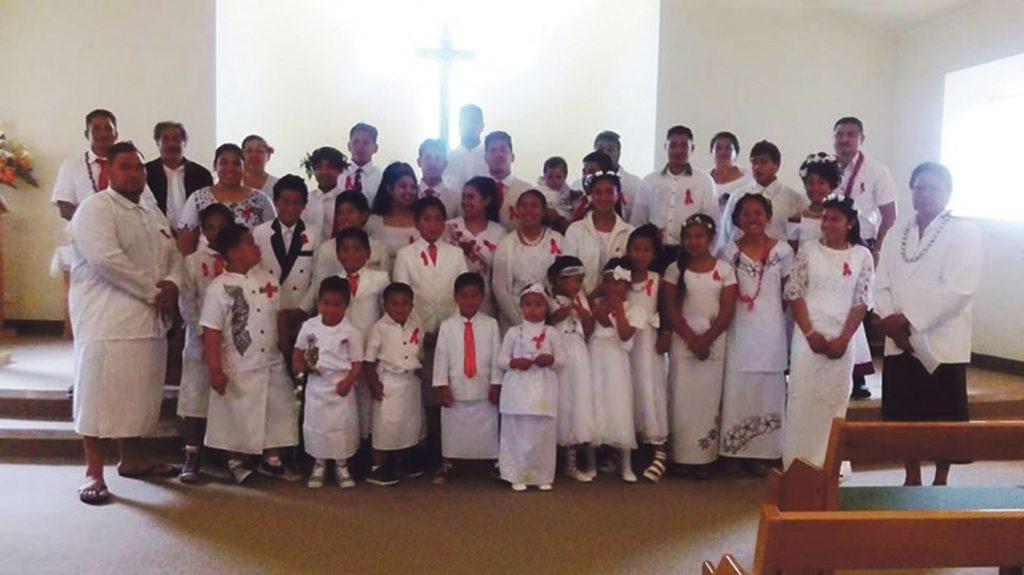 White Sunday Celebrations Archdiocese of Wellington